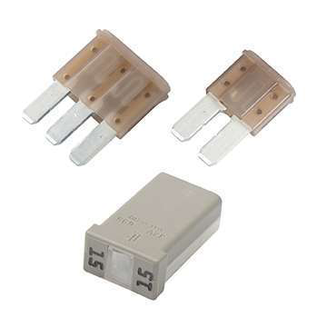 Del City Micro3 and MCase Cartridge Fuses
