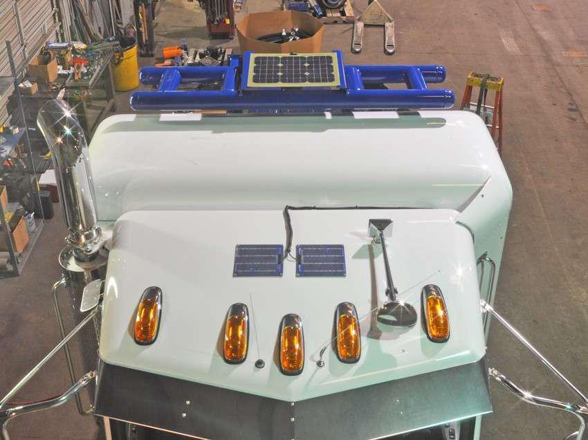 PulseTech SP-5 Solar Panel