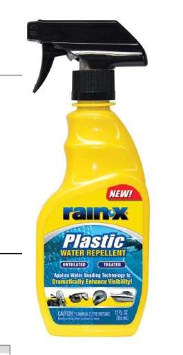 Rain-X Plastic Treatment