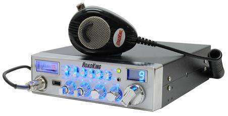 RoadKing C4 CB communication system