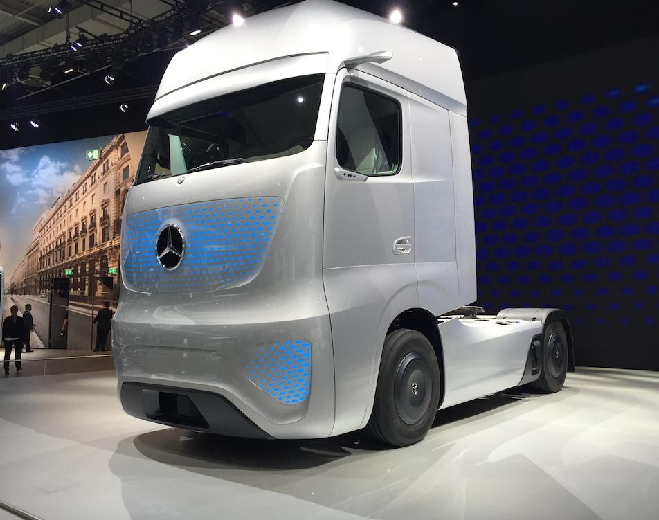 meet the mercedes-benz future truck 2025