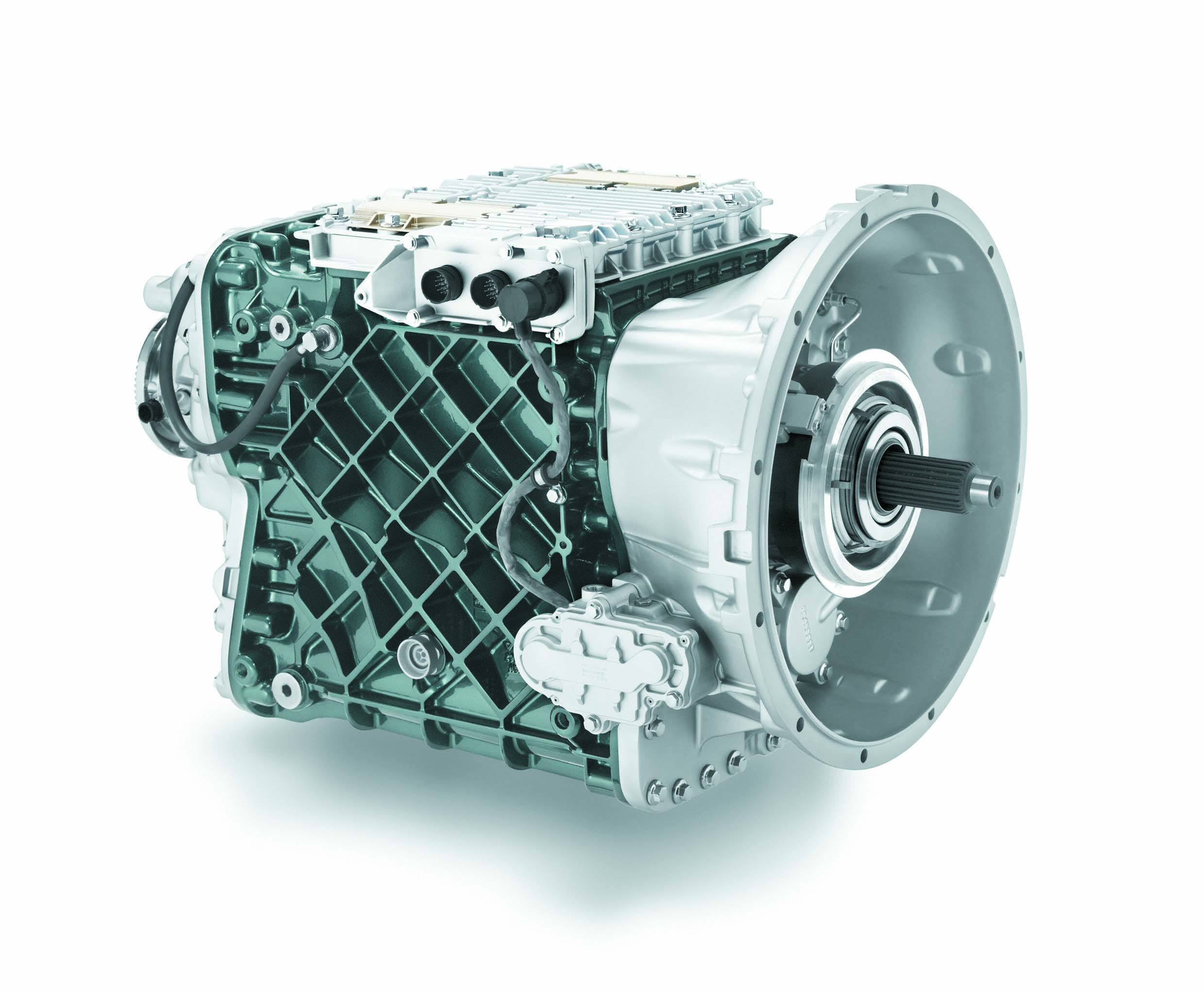 Volvo gears up: How the truck maker's Adaptive Gearing stretches