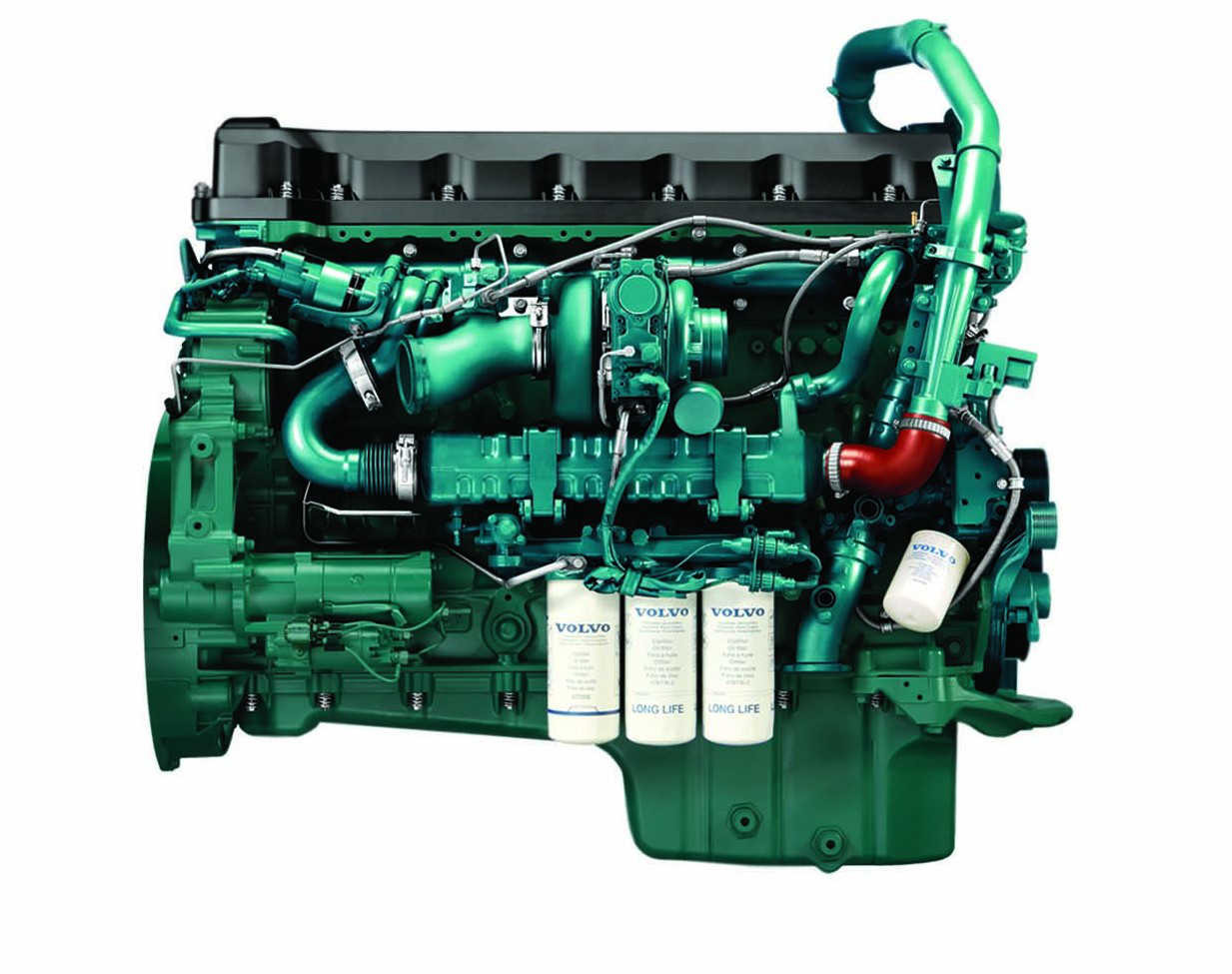 Volvo D13 Engine Commercial Carrier Journal