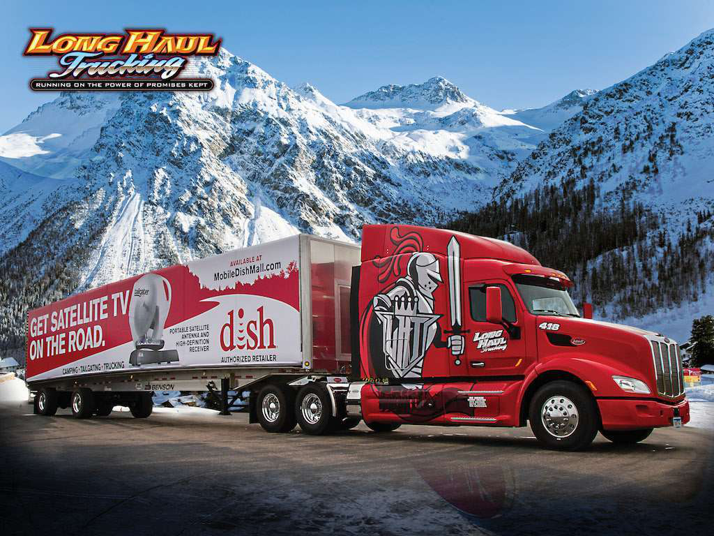 Ccj Innovator Long Haul Trucking Uses In Cab Tech