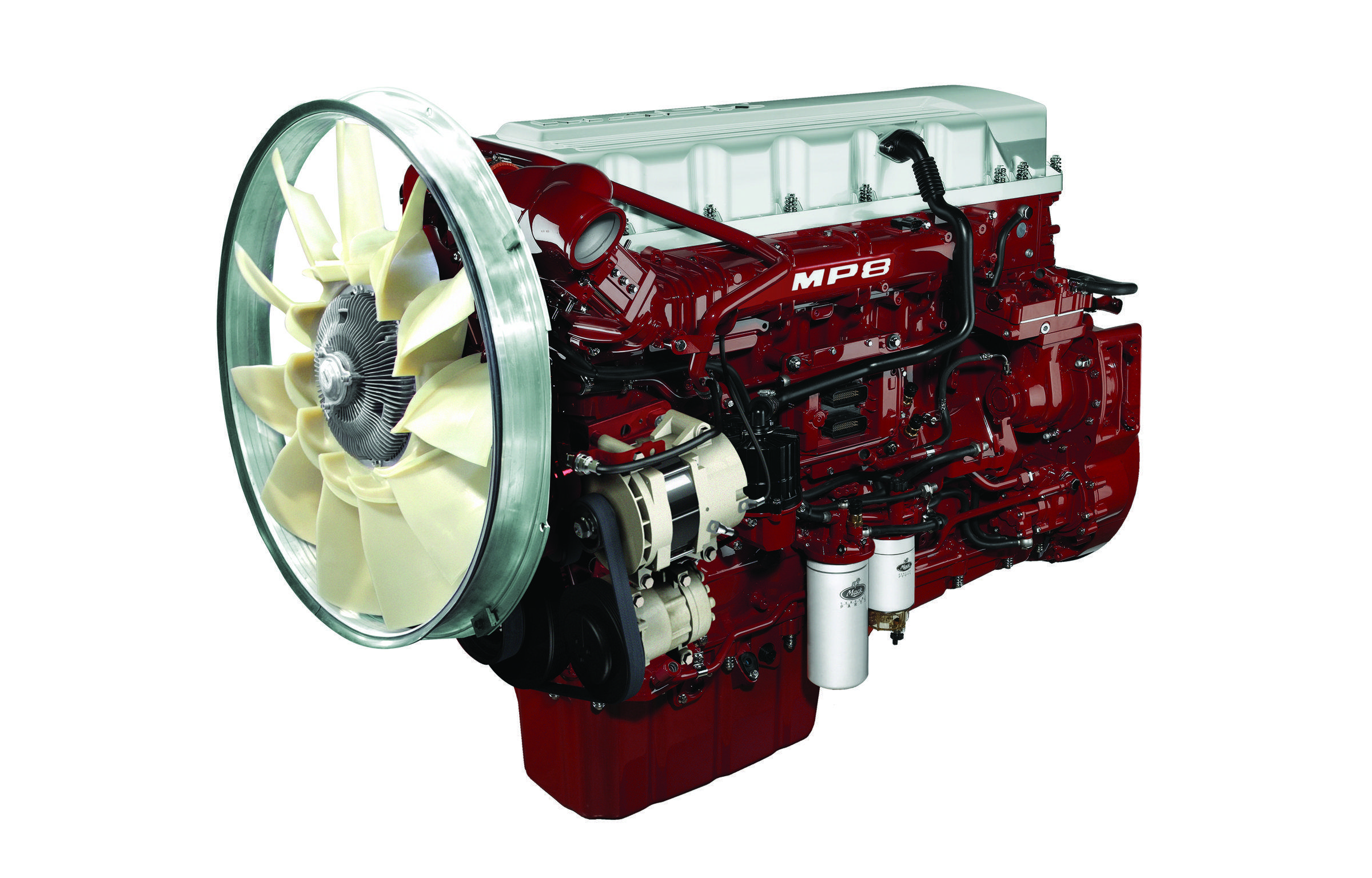 Mack MP8 engine | Commercial Carrier Journal