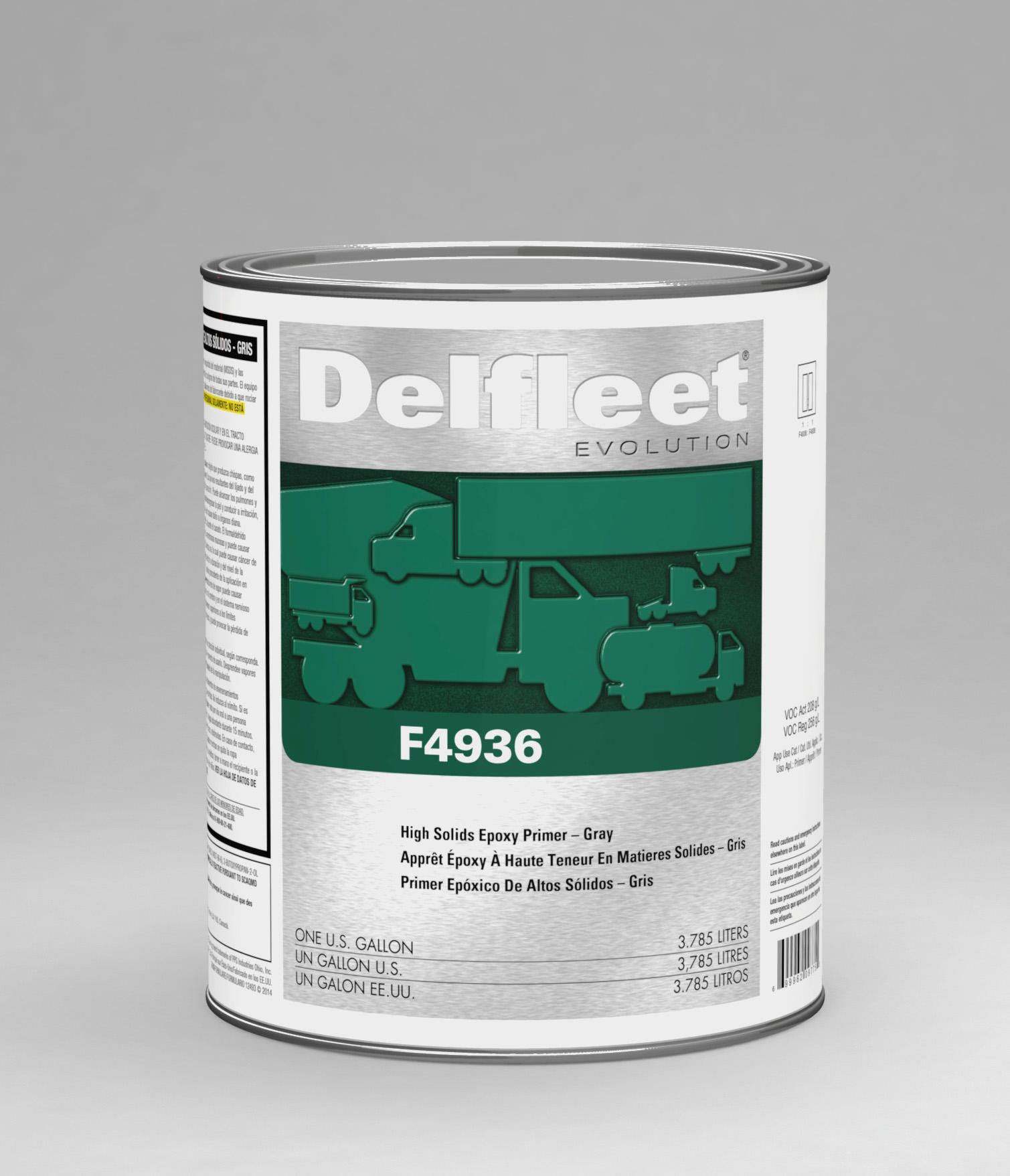 PPG Delfleet F4936 Epoxy Primer