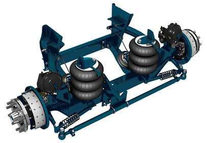 Watson & Chalin SL13K-1190 suspension