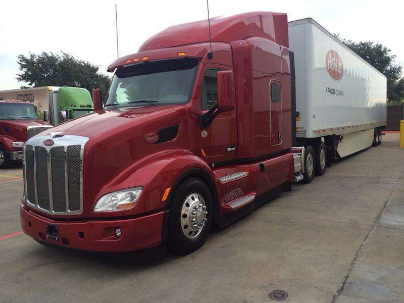 EPIQ' fuel economy push: Peterbilt takes Model 579 to new heights
