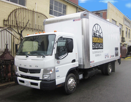BlackDogSalvage-FUSO-three-quarter-front