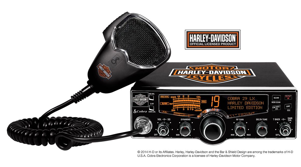 Cobra Harley-Davidson CB