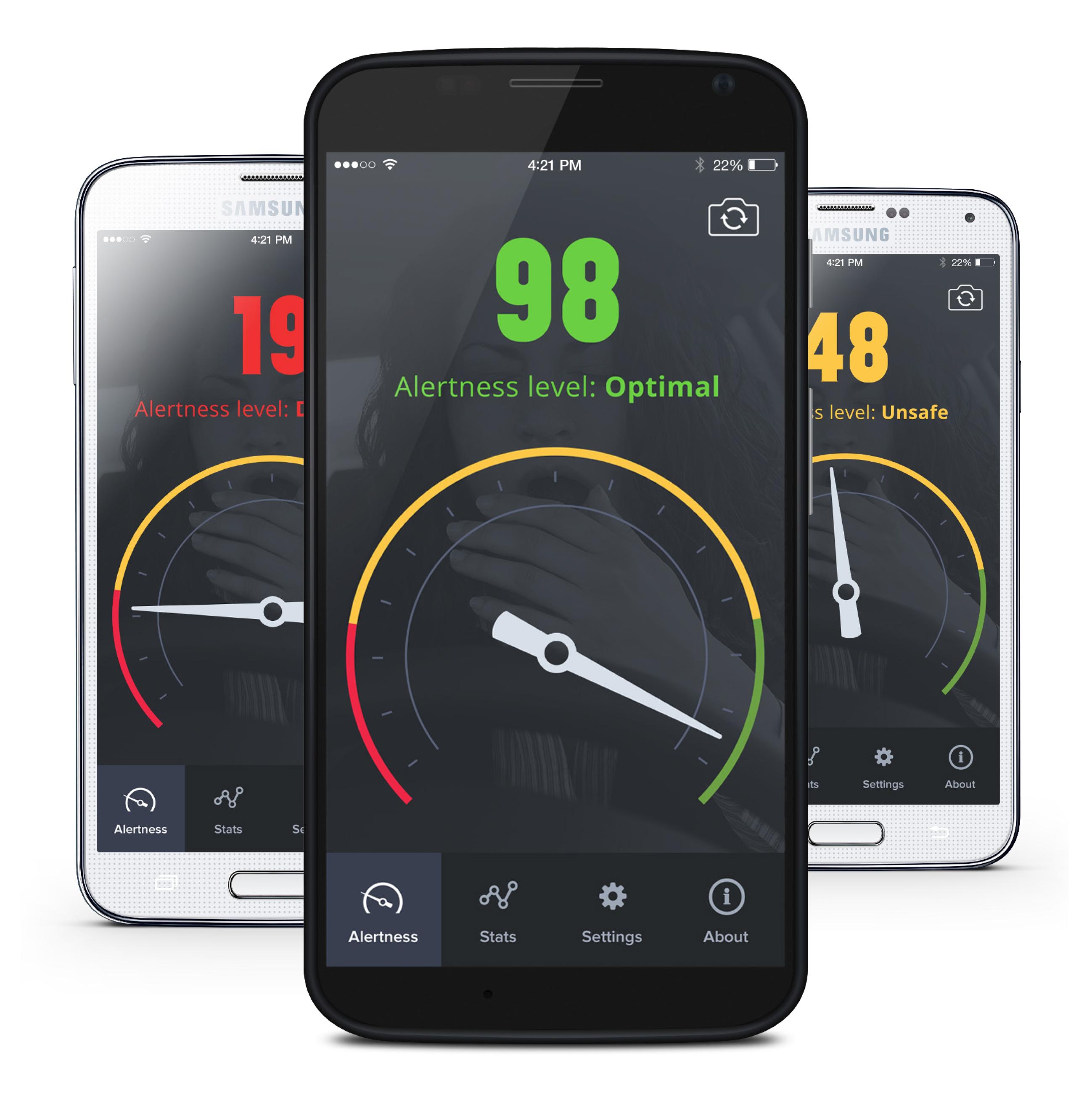 InterCore Driver Alertness Detection System