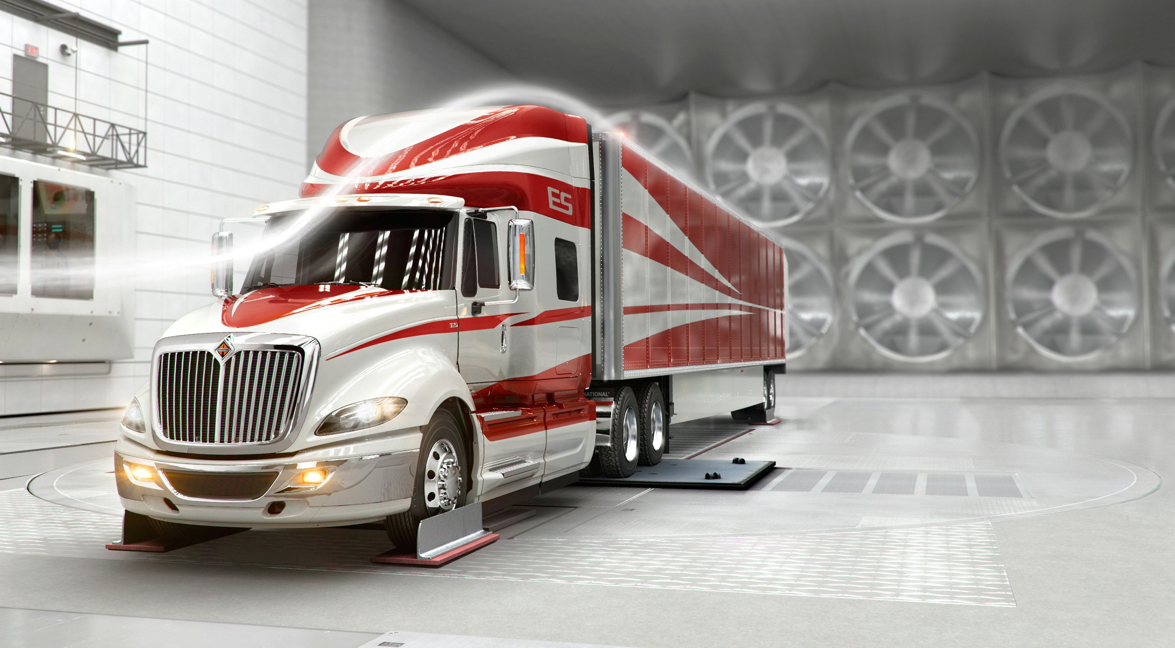 Navistar makes oncommand free and standard on all international trucks adds new options to prostar es spec
