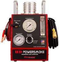 Redline HD PowerSmoke high-pressure diagnostic leak detector