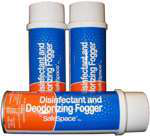 SafeSpace Disinfecting and Deodorizing Fogger