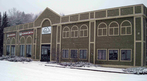 Green Mountain Kenworth opens new Vermont location
