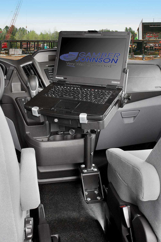 Gamber-Johnson Panasonic Toughbook 54 vehicle docking station