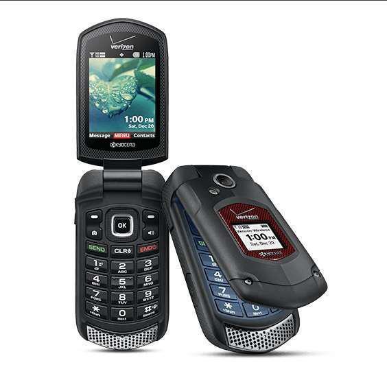 Kyocera DuraXV Durable Phone