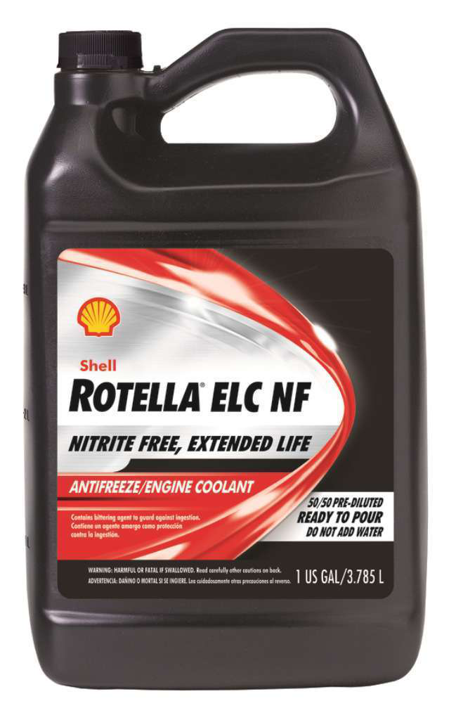 Shell's nitrate-free extended-life coolant