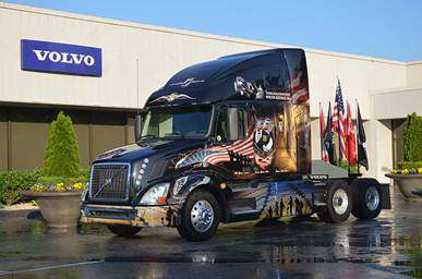 Volvo to offer returning vets special finance terms