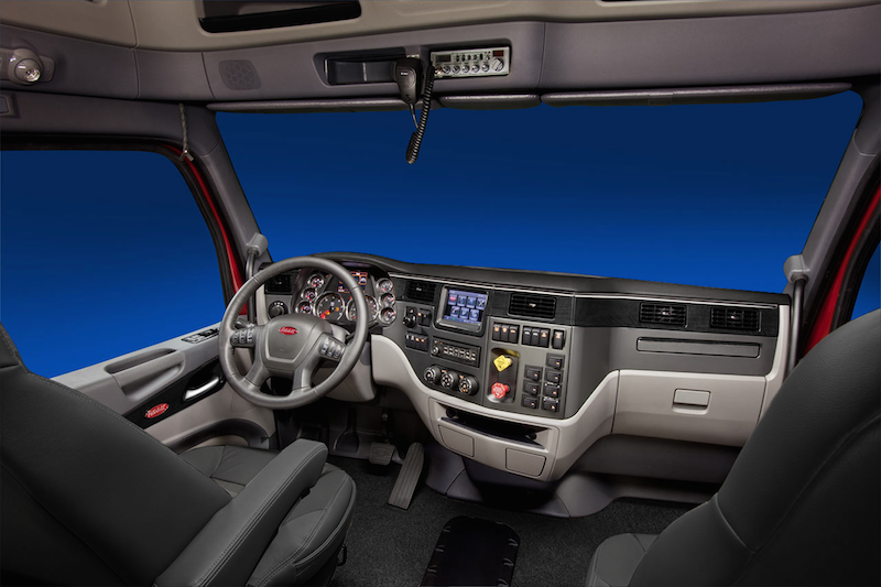 Peterbilt Announced Upgrades To 579 Epiq Autonomous Vehicle Work
