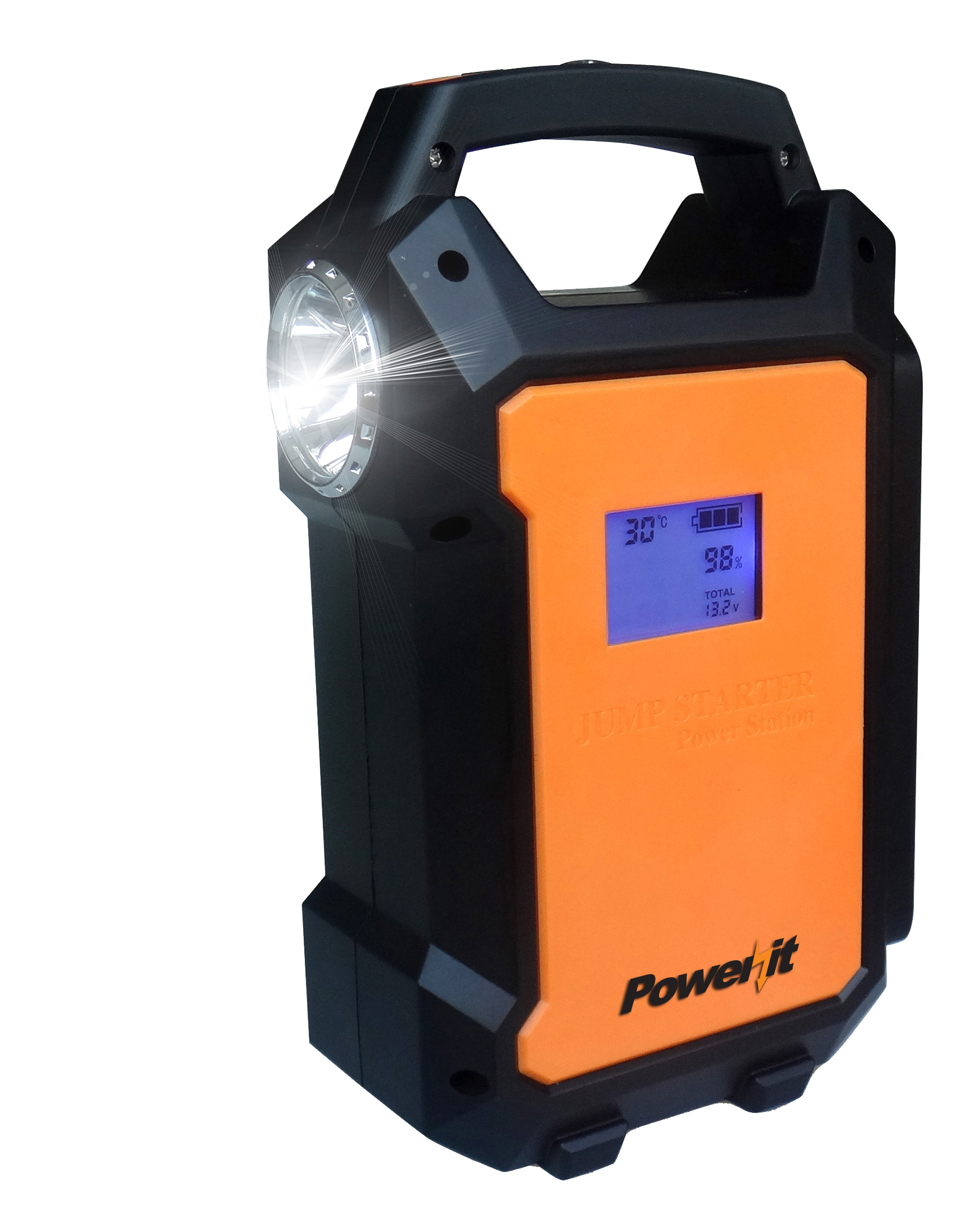 Impecca Power It portable jump starter line