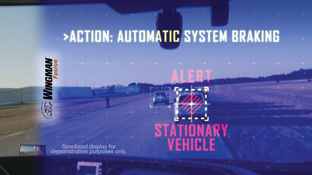 Simulation-Of-Fusions-Unique-Stationary-Vehicle-Alert