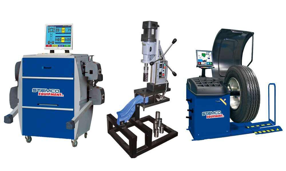 Stemco Equipment service tools