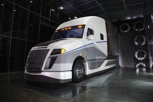 SuperTruck II project announced by Department of Energy