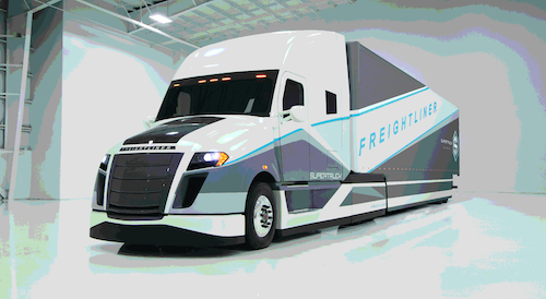 Trucking's technology revolution already begun, futurists say at CV Outlook panel