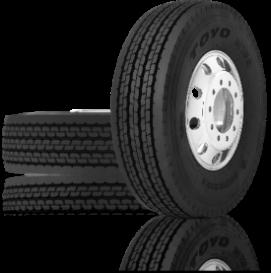 Toyo Tire M153 regional, urban steer tire