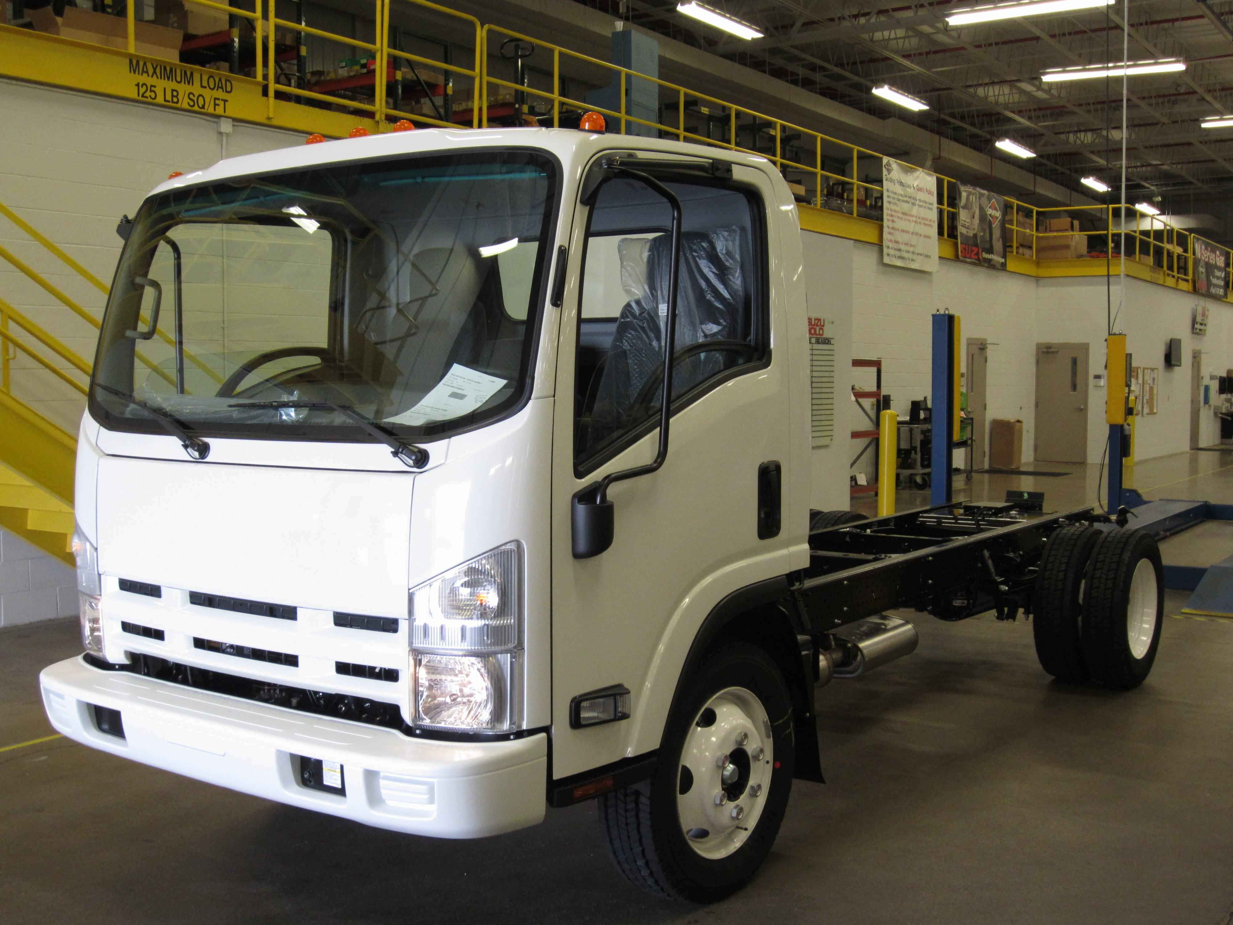 Isuzu celebrates 20,000 unit milestone for N-Series gas-powered Cabover