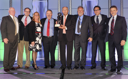 Carrier Transicold honors 2014 Dealers of the Year