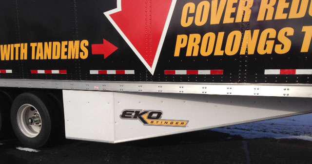 EkoStinger Aerodynamic Add-On