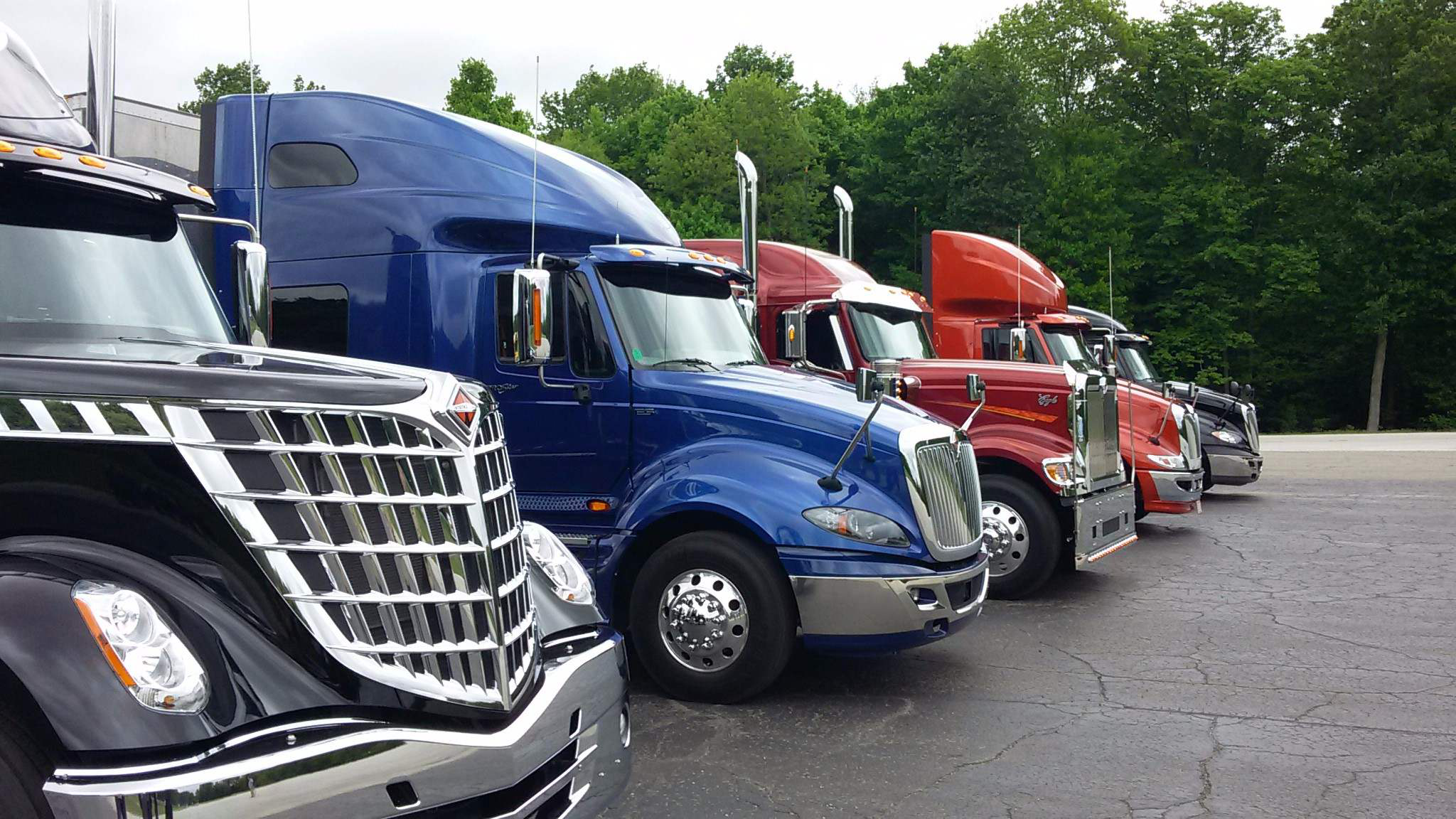 Navistar opens new proving grounds in Indiana to test heavy trucks