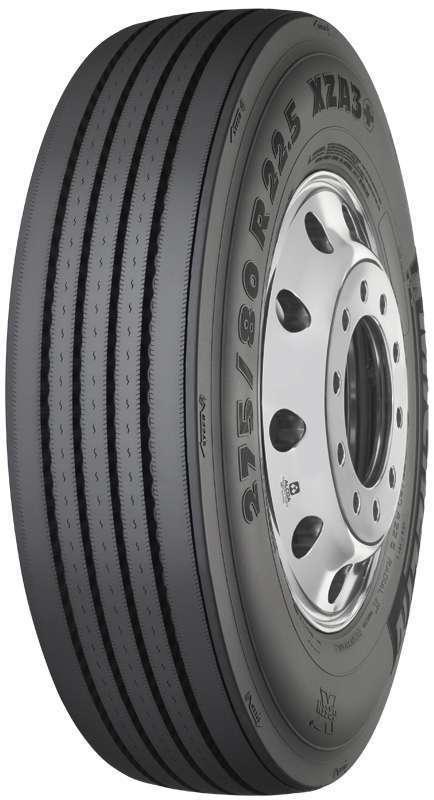 Michelin XZA3+ Evertread