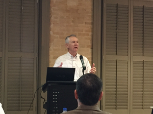 ATA President and CEO Bill Graves spoke at the Meritor-PSI Fleet Technology Event in San Antonio, Texas, Wednesday.
