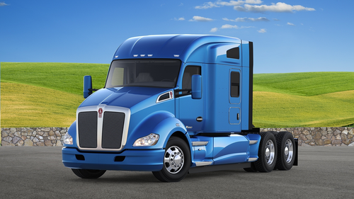 Kenworth introduces new 76-inch mid-roof sleeper configuration