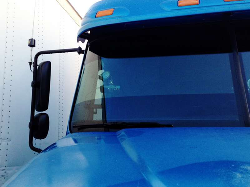 FMCSA amends regulations to allow safety tech to be mounted on windshields
