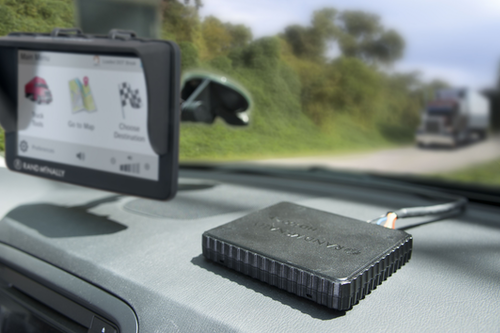 Rand McNally continues to work on creating new ways to increase connectivity and convenience in fleet technology. The HD 100 device plugs into a truck's engine; pairs with a tablet, smart phone, or Rand McNally truck GPS;  and provides E-Logs and fleet management features.