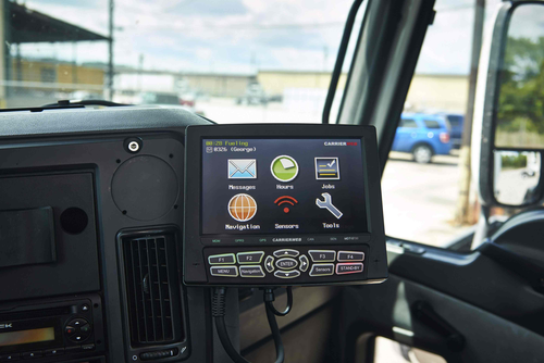 CarrierWeb's in-cab computing platform, CarrierMate, is not going the path of Android, although it is working to make some functions like driver messaging available for drivers on their personal devices, says R. Fenton-May, chairman of the company.