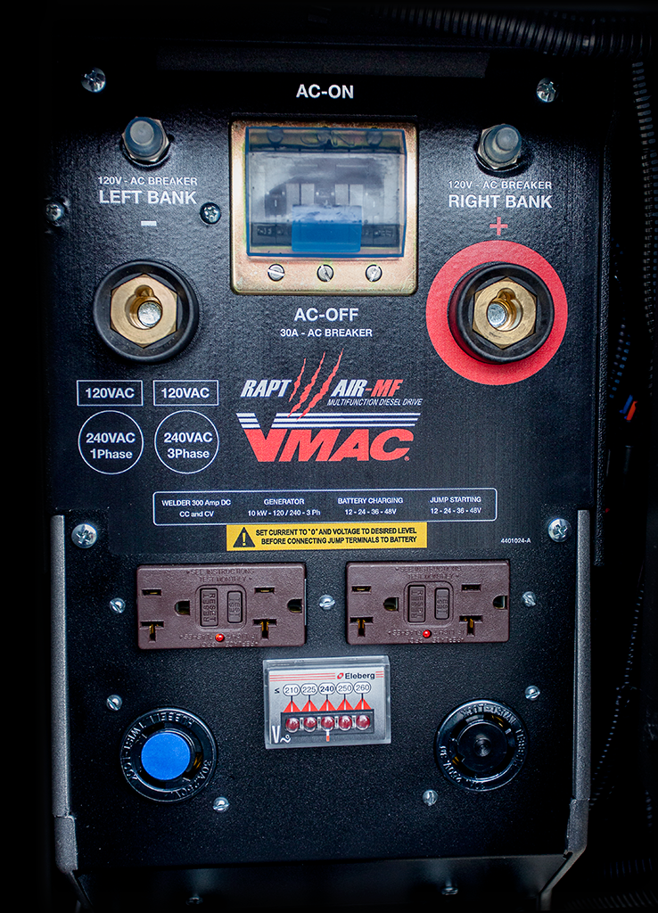 VMAC Raptair-MF System