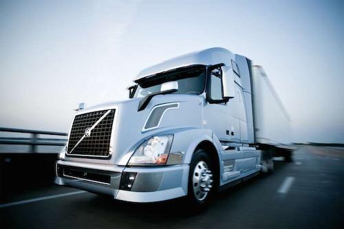 Volvo recalling trucks over steering shaft concern