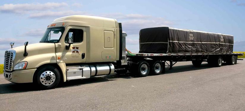Hornady Transportation Truck