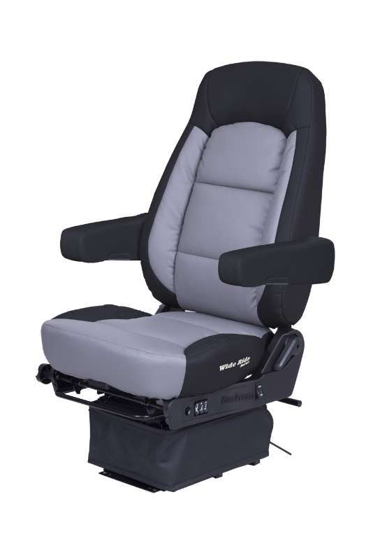 Bostrom Seating's Wide Ride(TM) Core Seat with 'Smart' Memory Switch (PRNewsFoto/Commercial Vehicle Group, Inc.)
