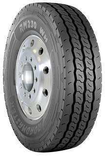 Cooper Roadmaster RM230 WH all-position waste-haul tire
