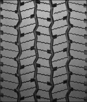 Michelin X Multi Energy D Pre-Mold retread
