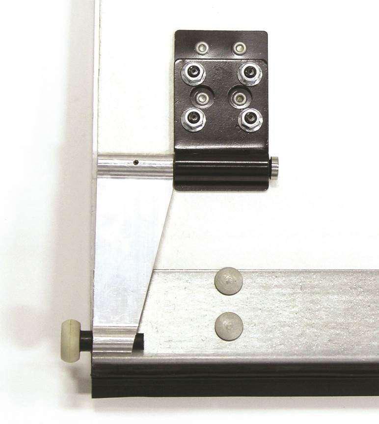 Overhead Door Co. Hold Open Door Keeper  sc 1 st  Commercial Carrier Journal & The Overhead Door Co.\u0027s hold-open door keeper