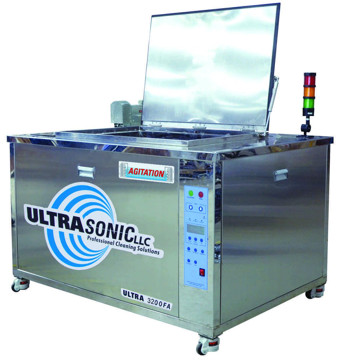 Ultrasonic Ultra 3200FA parts cleaner