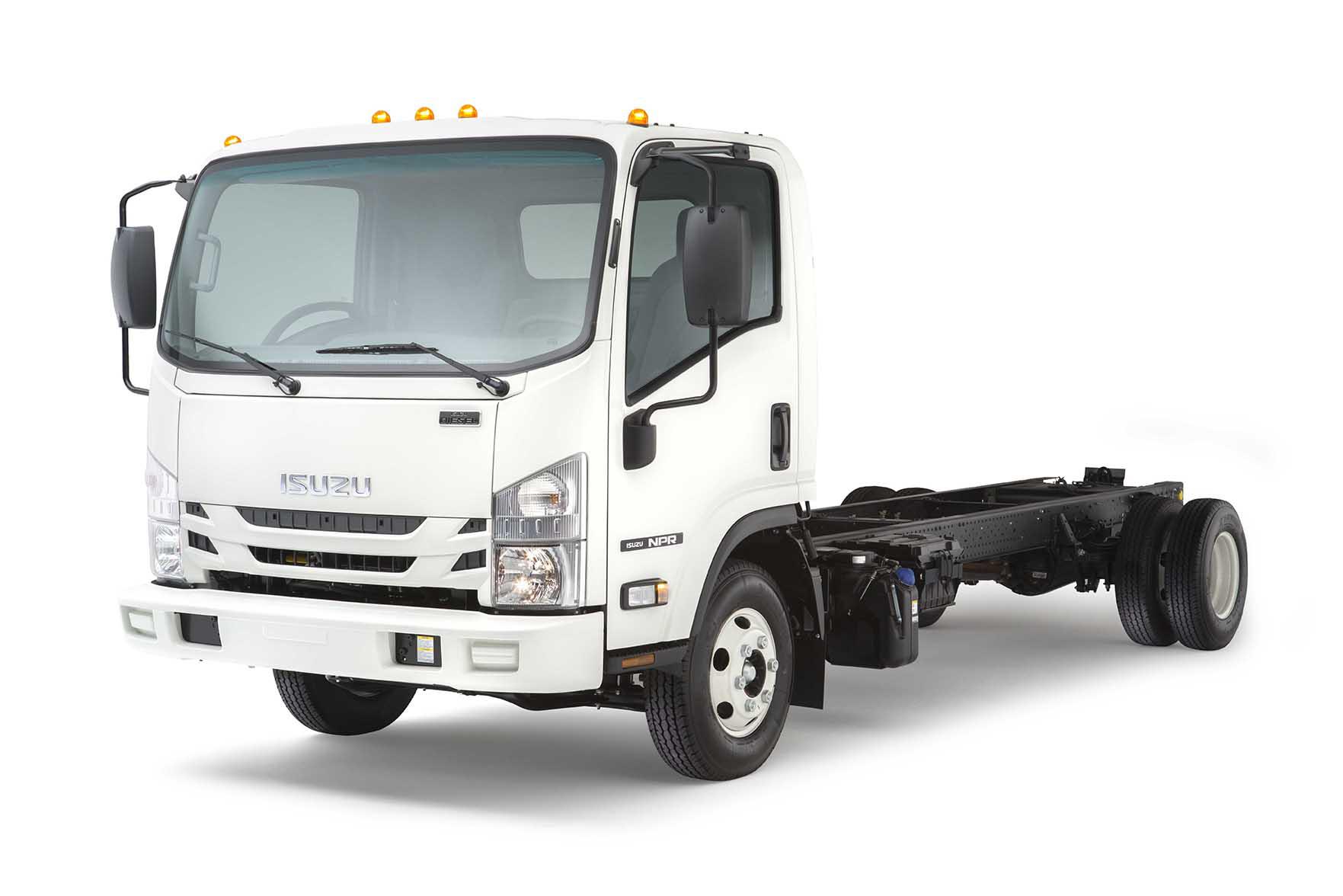 2016 Isuzu NPR Diesel