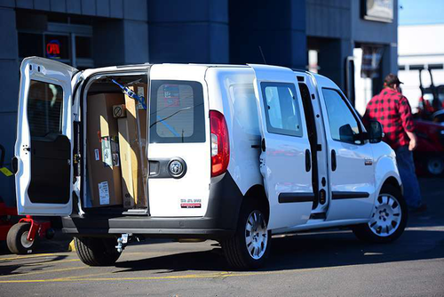 Ram unveils refreshed commercial van lineup for 2016